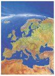 Európa panorámatérképe