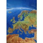 Európa panorámatérképe wandi