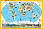Világ állatai/állatok élőhelye