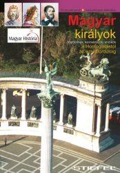 A magyar királyok (magyar nyelvű) hajtogatott tabló