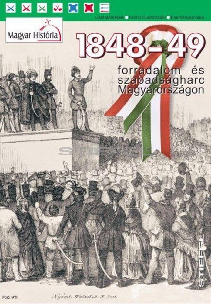 1848 forradalom 233s szabads225gharc hajtogatott t233rk233p duo