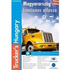Magyarország kamionos atlasza (kamionosok, buszosok, nehézgépjárművesek számára)