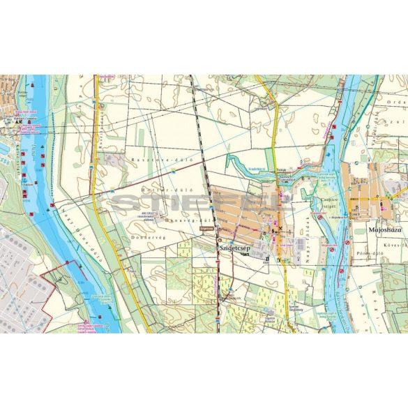 Duna (Budapest-Dunaújváros) / Csepel-sziget