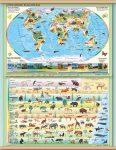 A Föld növény és állatvilága 140 x 100