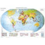 A föld politikai térképe(orosz)