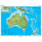 Ausztrália és Óceánia domborzata