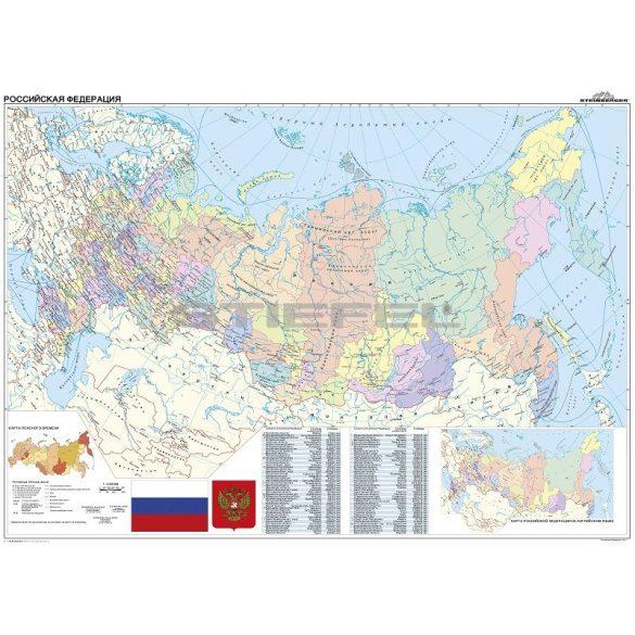 Oroszország, politikai (orosz)