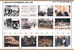 Történelmi áttekintés: 1930-1990 (oktatótabló)