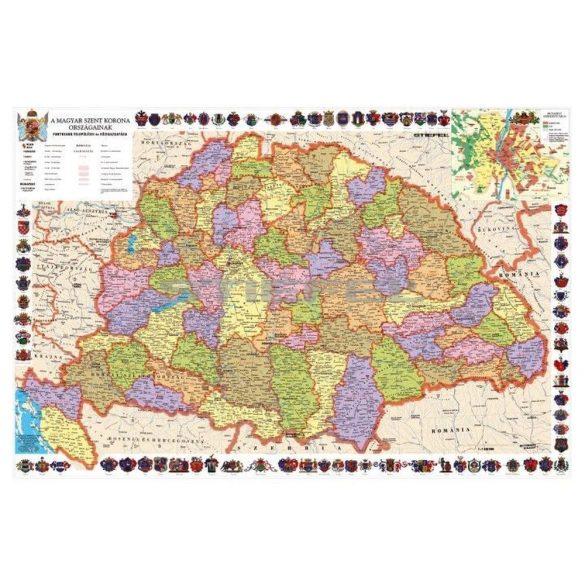 A Magyar Szent Korona Országai (kiegyezéstől az I. világháborúig) (DUO)
