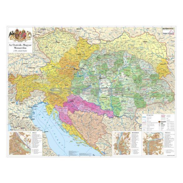 Az Osztrák-Magyar Monarchia DUO óriás poszter