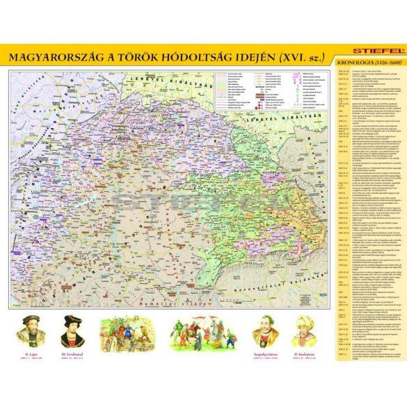 A török hódoltság Magyarországon I. (1526-1600)