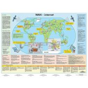 WAN-internet DUO (kétoldalas falitabló)