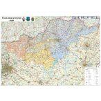 Észak-magyarországi régió járástérkép