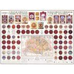 A Magyar Királyság szabad királyi városainak címerei és pecsétje