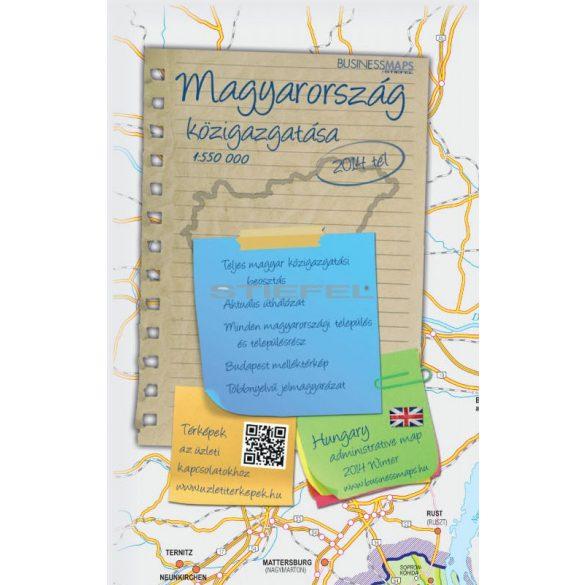 Magyarország járástérképe