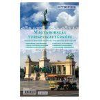 Magyarország turisztikai térképe hajtogatott