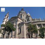 Budapest 4=6 darabos tányéralátét csomag