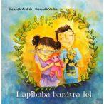 Lapibaba barátra lel mesekönyv