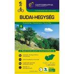 Budai-hegység turistatérkép