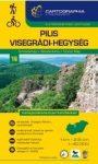 Pilis és a Visegrádi-hegység turistatérkép