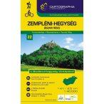 Zempléni-hegység (északi rész) turistatérkép