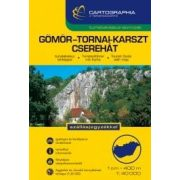 Gömör-Tornai-Karszt, Cserehát turistakalauz