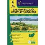Balaton-felvidék turistakalauz