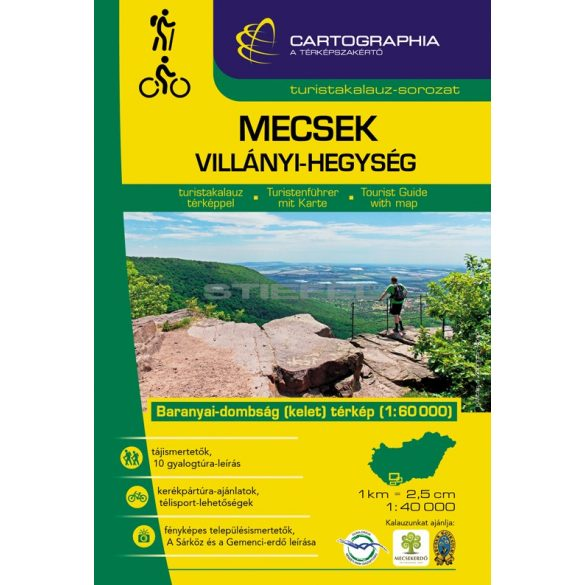 Pilis és a Visegrádi-hegység turistakalauz