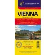 Bécs várostérkép