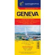 Genf várostérkép
