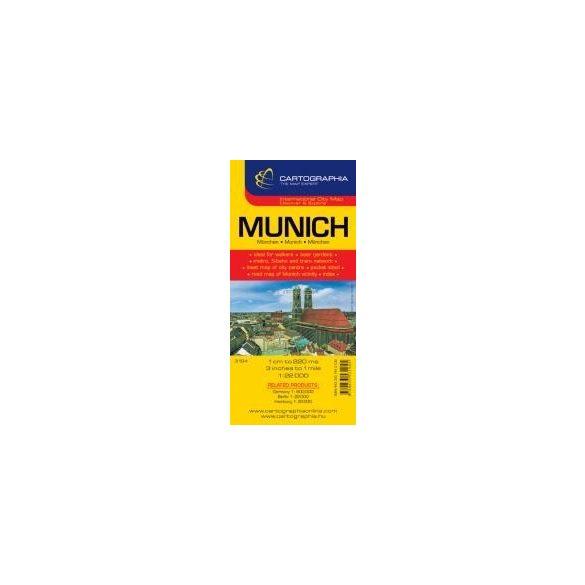 München várostérkép
