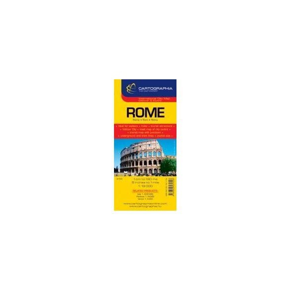 Róma várostérkép
