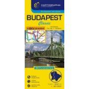 Budapest térkép-Classic