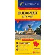Budapest térkép-City