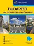Budapest +34 és lakótelepek atlasz