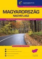 Magyarország nagyatlasz (irkatűzött) 1:200e