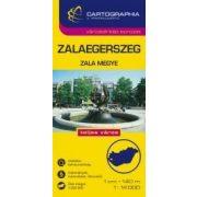 Zalaegerszeg várostérkép (+Zala megye tkp.)