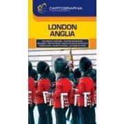 London, Anglia útikönyv
