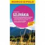 Szlovákia útikönyv Marco Polo