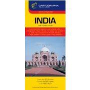India térkép