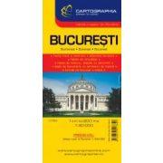 Bukarest City várostérkép
