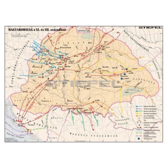 Magyarország a XI-XII. században