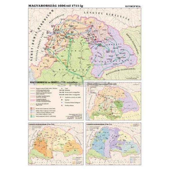 Magyarország 1606-tól 1711-ig