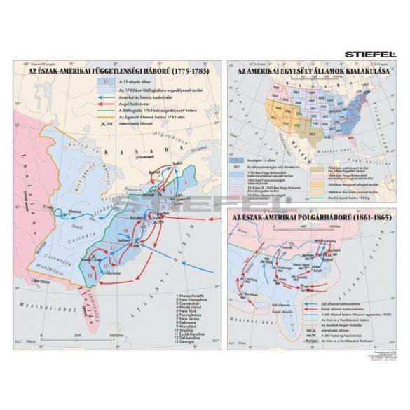 Az Egyesült Államok 1775-1865 között