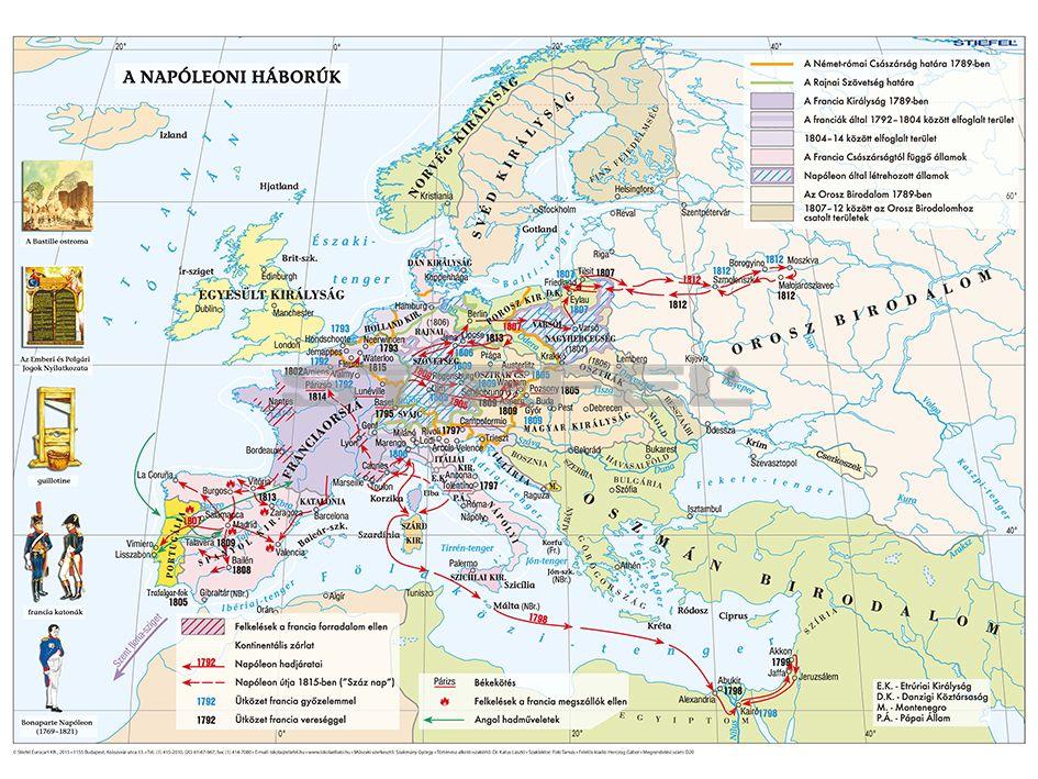 Európa 1000 Körül Térkép