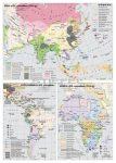 Az Európán kívüli földrészek a XIX. században