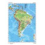 Dél-Amerika domborzata
