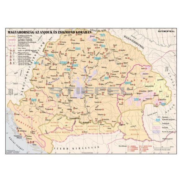 Magyarország az Anjouk és Zsigmond korában