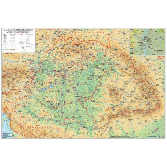 A Magyar Szent Korona országai/Magyar történelmi emlékek könyöklő