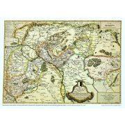 Carte de la Hongrie (1664)